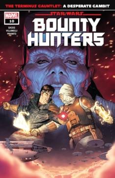 Bounty Hunters 010 Cover