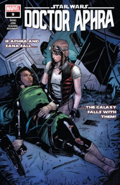 Doctor Aphra 2020 009 Cover
