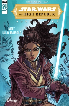 Star Wars The High Republic Adventures 002 Cover