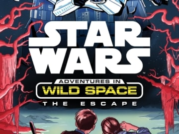 Adventures In Wild Space 00 The Espace Cover