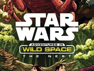 Adventures In Wild Space 02 The Nest Cover