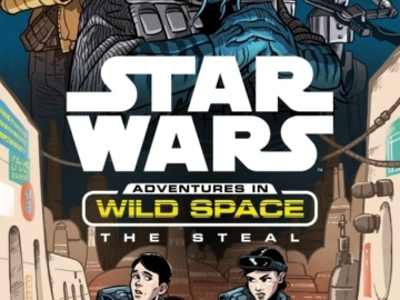 Adventures In Wild Space 03 The Steal Cover