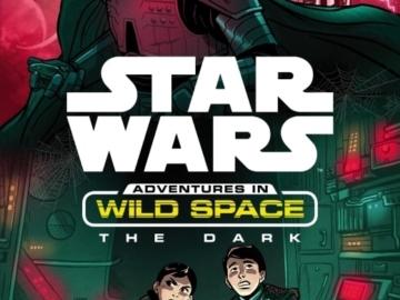 Adventures In Wild Space 04 The Dark Cover