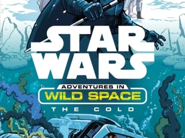 Adventures In Wild Space 05 The Cold Cover