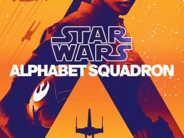 Alphabet Squadron Cover