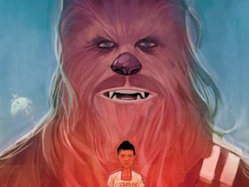 Chewbacca 001 Cover