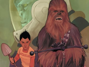 Chewbacca 003 Cover