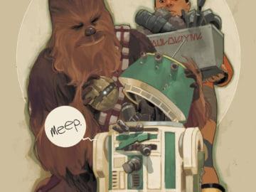 Chewbacca 004 Cover