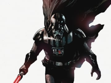 Darth Vader Annual 001 Cover