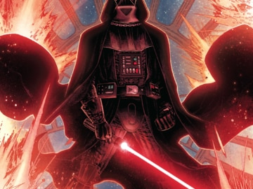 Darth Vader Dark Lord Sith 002 Cover
