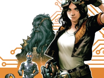 Doctor Aphra 001 Cover