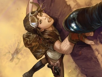 Doctor Aphra 027 Cover