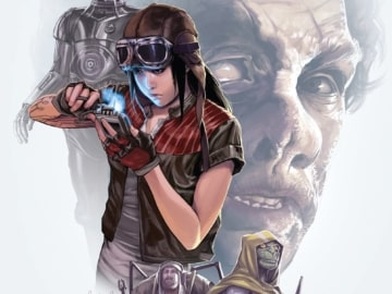 Doctor Aphra 028 Cover