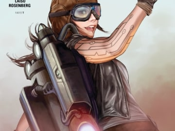 Doctor Aphra 029 Cover