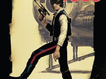 Han Solo 005 Cover