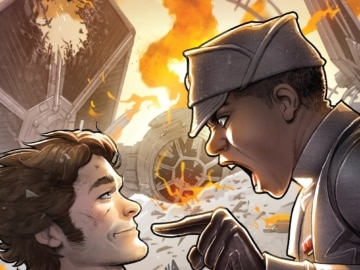 Han Solo Imperial Cadet 001 Cover