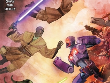 Jedi Of The Republic Mace Windu 005 Cover