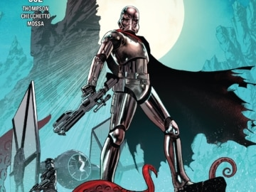 Journey To Star Wars The Last Jedi Captain Phasma 002 Cover