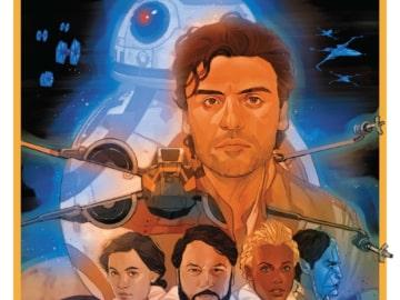 Poe Dameron 026 Cover