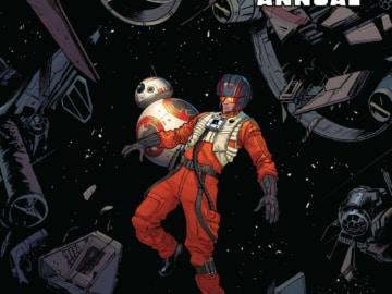 Poe Dameron Annual 001 Cover