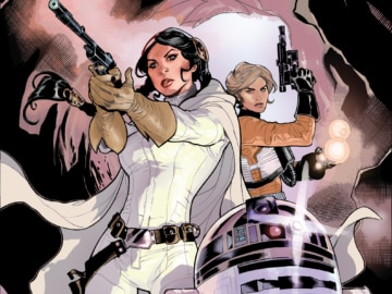 Princess Leia 003 Cover