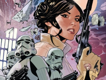 Princess Leia 004 Cover