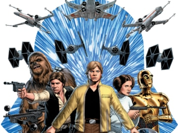 Star Wars 001 Cover