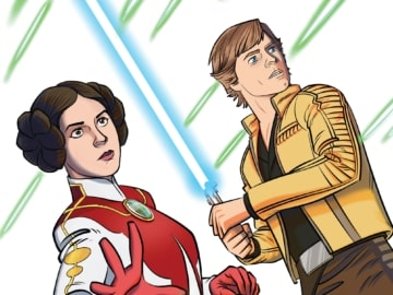 Star Wars Adventures 004 Cover
