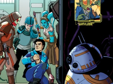 Star Wars Adventures 024 Cover