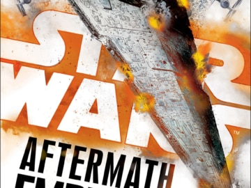 Star Wars Aftermath Empires End Cover