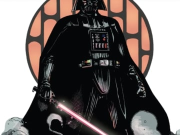 Star Wars Age Of Rebellion Darth Vader 001 Cover