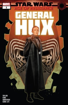 Star Wars Age Of Resistance General Hux 001 Cover