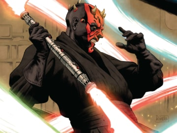 Star Wars Age Of The Republic Darth Maul 001 Cover