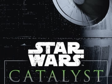 Star Wars Catalyst Rogue One Novel Cover