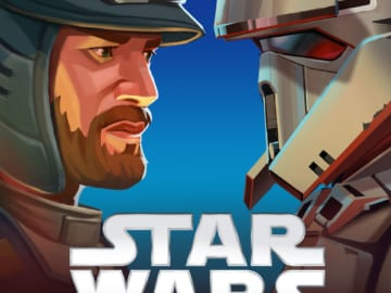 Star Wars Commander Icon
