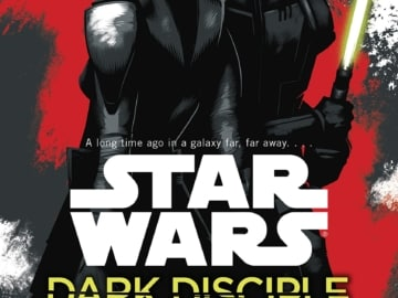 Star Wars Dark Disciple Cover