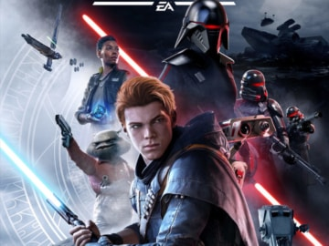 Star Wars Jedi Fallen Order Cover