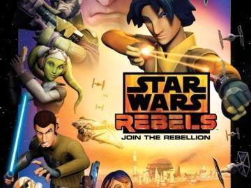 Star Wars: Rebels Season 1 Poster