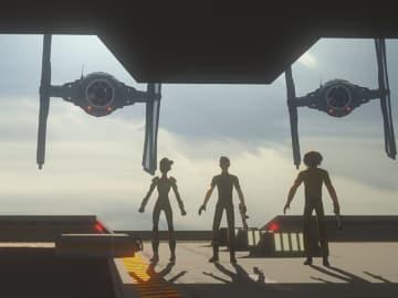 Star Wars Resistance S01e21 Thumbnail