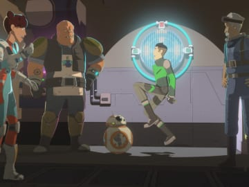Star Wars Resistance Short 002 Thumbnail