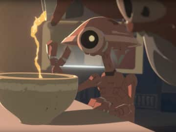 Star Wars Resistance Short 006 Thumbnail