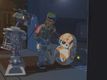 Star Wars Resistance Short 007 Thumbnail