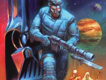 Star Wars Target Vader 001 Cover