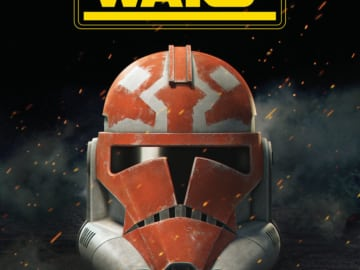 Star Wars: The Clone Wars Saved Poster