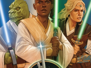Star Wars The High Republic 001 Cover