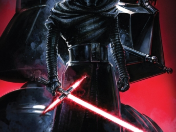 Star Wars The Rise Of Kylo Ren 001 Cover