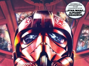 Tie Fighters 001 Cover