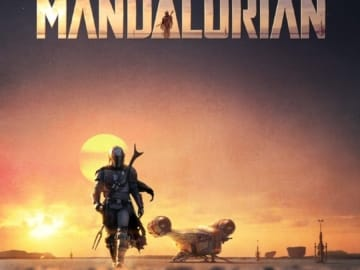 Star Wars: The Mandalorian Season 1 Poster