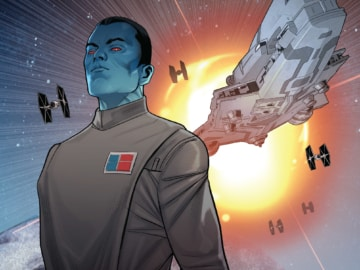 Thrawn 002 Cover