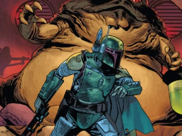 War Of The Bounty Hunters Jabba The Hutt Cover